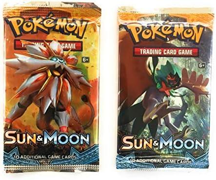 Pokemon Trading Card Game-Sun and Moon - Paquete de mejora de cartas Pokémon , color/modelo surtido: Amazon.es: Juguetes y juegos