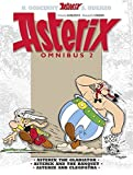 img - for Asterix Omnibus 2: Asterix the Gladiator, Asterix and the Banquet, Asterix and Cleopatra by Rene Goscinny (2011-08-04) book / textbook / text book