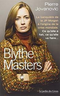 Blythe Masters par Pierre Jovanovic