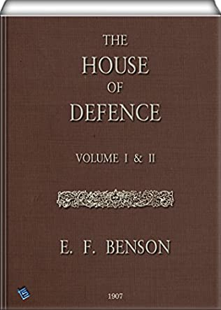 book cover of The House of Defence
