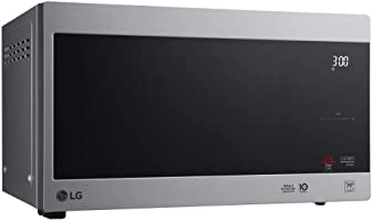 LG LMC0975AST Neochef 0.9 Cu. ft. Countertop Microwave Oven, 20 x 12 x 16 inches, Stainless Steel (Renewed)