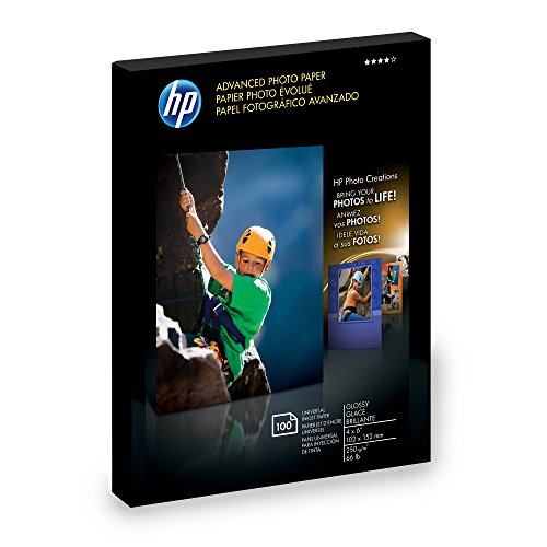 Advanced Photo Paper, Glossy, 4 x 6, 100 Sheets/Pack ()