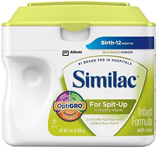 Similac for Spit-Up Baby Formula - Powder - 23.2 oz - 6 pk