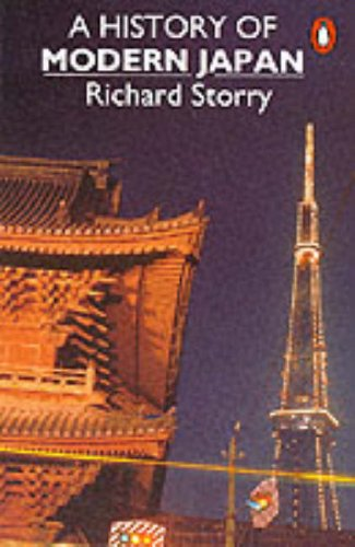 a history of modern japan revised edition richard storry