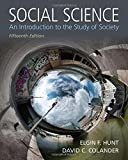 img - for By Elgin F. Hunt - Social Science: An Introduction to the Study of Society (15th Edition) (2015-05-05) [Paperback] book / textbook / text book