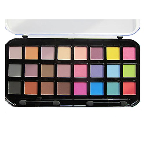 BEAUTY TREATS 24 Matte Pallette - Matte Eyeshadow Colors