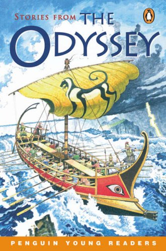Stories from The Odyssey, Level 3, Penguin Young Readers (Penguin Young Readers (Graded Readers))