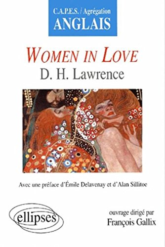 Read Online Women in Love, D. H. Lawrence PDF