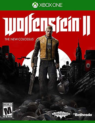 Wolfenstein II: The New Colossus - Xbox One [video game]