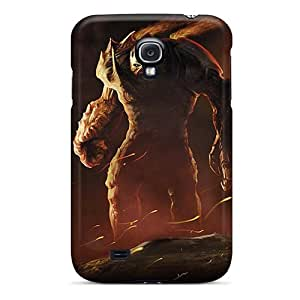 Fashionable QcZ2552NdPr Galaxy S4 Case Cover For Monster Protective Case