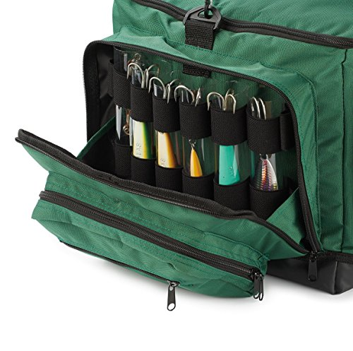 The dorado fishing tackle bag the only tackle box you for Fishing tackle grab bag