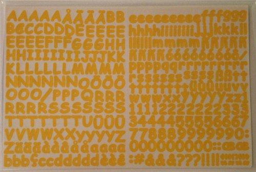 (Mini ABC/123 Stickers: Sunflower Sassy)