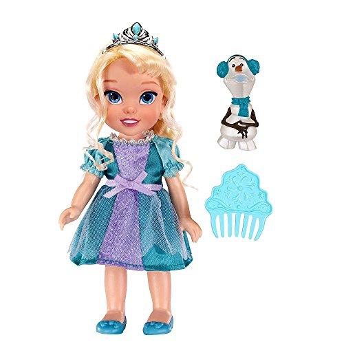 with Frozen Dolls design