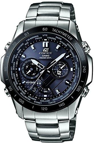 CASIO Watch EDIFICE edifice tough solar radio clock MULTIBAND 6 EQW-T1010DB-1AJF Men