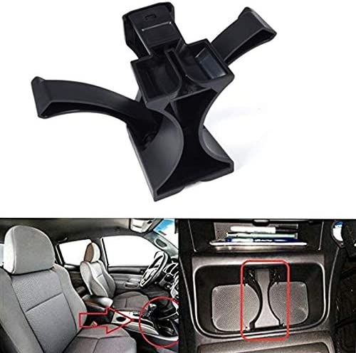 Cup Holder Divider Insert Center Console for Toyota Tacoma 2005-2015 Sequoia 2008-2017 55604-04010