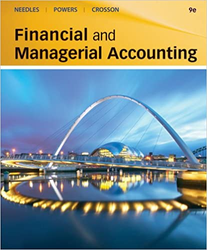 Accounting Principles 9th Edition Ebook