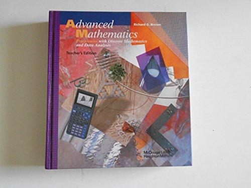 McDougal Littell Advanced Math: Teacher's Edition Grades 9-12 1997 -