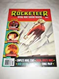 img - for Rocketeer Official Movie Souvenir Magazine 1991 book / textbook / text book