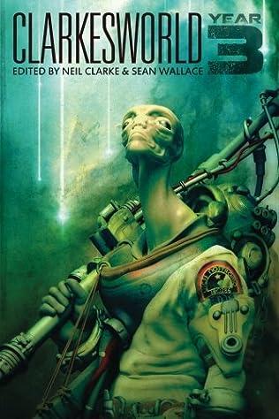 book cover of Clarkesworld: Year Three
