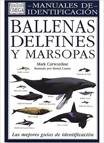 Ballenas Delfines Y Marsopas Spanish Edition Paperback May 1997