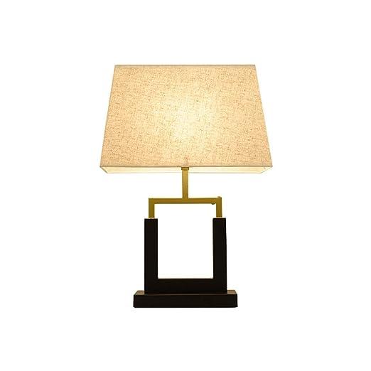 JJSFJH Lámpara de mesa Lámpara de mesa decorativa Lámpara de ...