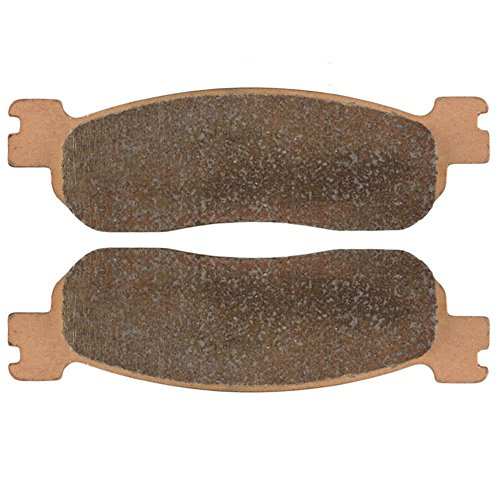 Yzf600 Brake Rear (AHL Rear Brake Pads FA275 for Yamaha YZF600 R R6 1999-2002 (Sintered copper-based))