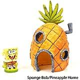 Spongebob/Pineapple 2pc Ornmnt Combo Pack Ornament (Pack of 2)