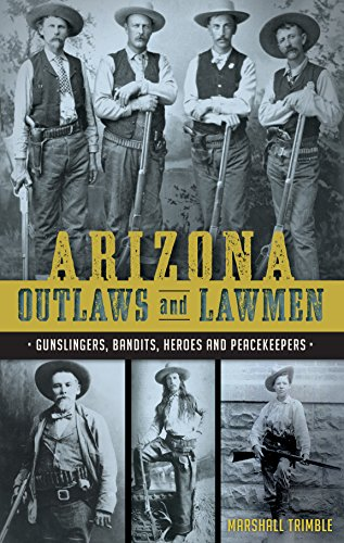A refuge for outlaws at the close of the 1800s, the Arizona Territory was a wild, lawless land of greedy feuds, brutal killings and figures of enduring legend. These gunfighters included heroes as well as killers, and some were considered both. Bandi...