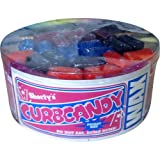 Shorty'small Curb Candy Wax 25 Piece Container Skateboard Wax