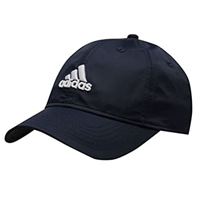adidas Kids Flexible Peak Cap Hat Junior Touch And Close Strap Brand New  Navy Junior