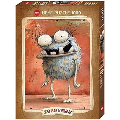 Monsta Hi Puzzle 1000 Teile Inglese Gioco 1 Nov 2018