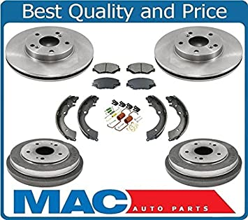 Brake Shoe Service Kit Rear