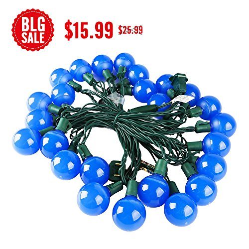 C3 Led Blue Christmas Lights in US - 6