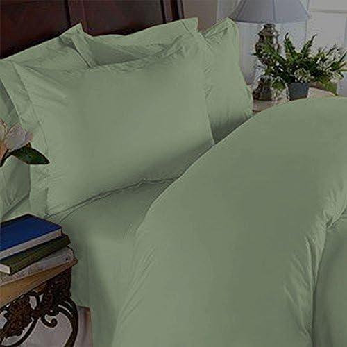 Elegant Comfort - Juego de sábanas de 4 Piezas de 1500 Hilos ...