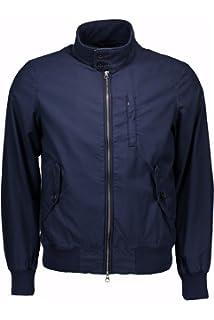 94c092ae Gant Men's The Windcheater Jacket Navy: Amazon.co.uk: Clothing