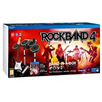 Rock Band 4 Band-in-a-Box Bundle - PlayStation 4