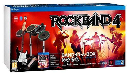 Rock Band 4 Band in a Box Bundle - [Playstation 4]