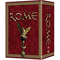 Rome: The Complete Season 1 & 2 (11-Disc Box Set) (Slipcase Packaging Includes Digibook) (Fully Packaged Import)