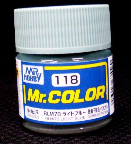 Mr.カラー C118 RLM78ライトブルー