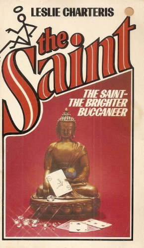 book cover of The Saint and the Brighter Buccaneer