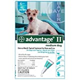 Advantage II 12pk Dog 11-20 lbs