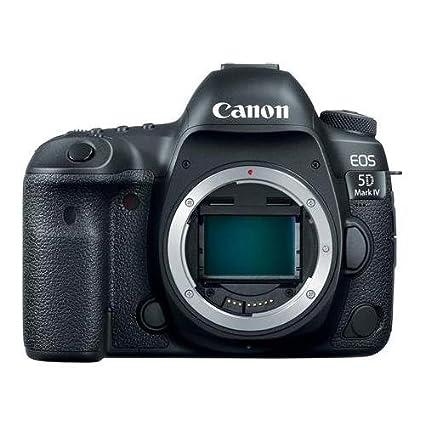 Amazon.com : Canon EOS 5D Mark IV DSLR Body Log, Pro ...