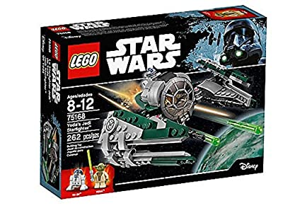 LEGO Star Wars Yoda Jedi Starfighter AND Imperial Trooper Battle BUNDLE from Lego Corp