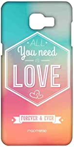 Macmerise All You Need Is Love Sublime Case For Samsung A9