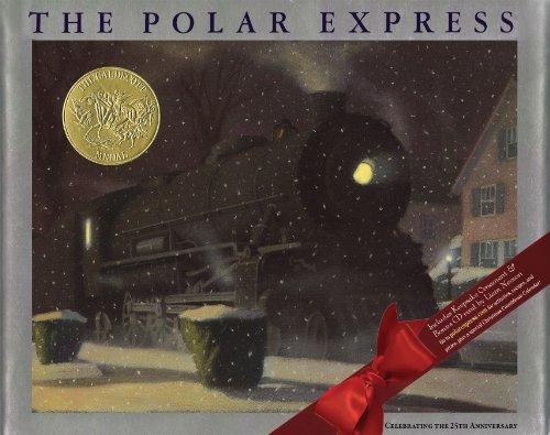 The Polar Express by Van Allsburg, Chris (1985) Hardcover