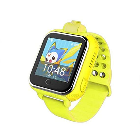 SZPZC 3G GPS Baby Smart Watch Reloj para Niños, Baby Baby GPS con ...