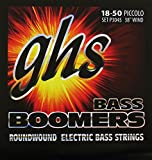 GHS 3040 Bass Boomers Roundwound Nickel-Plated Steel Bass Guitar Strings - Regular 45-105, Medium Scale