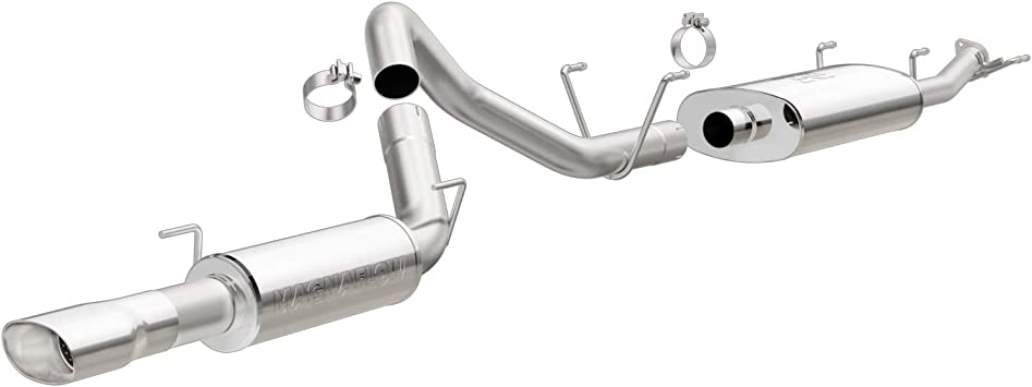 Magnaflow 15808 Stainless Steel Cat-Back Exhaust System