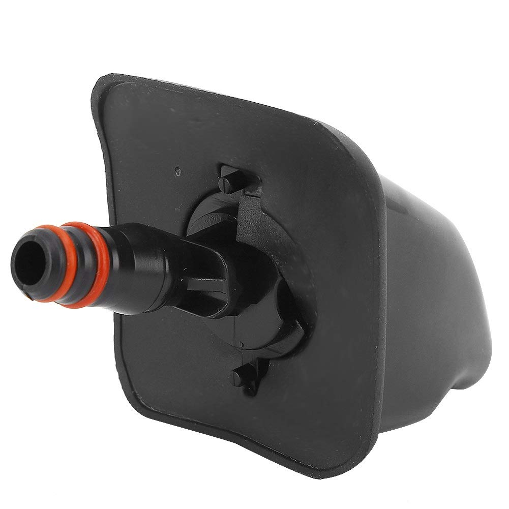 Headlight Washer Nozzle-Left//Right Headlight Washer Nozzle Headlamp Sprayer Compatible with HONDA CRV CR-V II 2 MK2 01-05