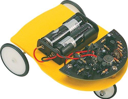 (Elenco  Sound Reversing Robot Car)